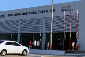 Escola Técnica Estadual de Cuité anuncia nova data para divulgação dos alunos selecionados