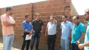 Construção da agência do INSS em Picuí tem início em Fevereiro, afirma construtor