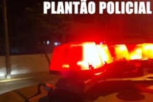 Tentativa de assalto na zona rural de Picuí acaba com duas pessoas baleadas.