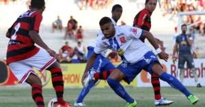 Raposa vence o Paraíba de Cajazeiras por 3 a 0 e volta ao G-4 do Paraibano 2017
