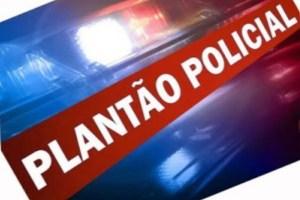 Homem é preso acusado de perturbar e realizar quebra-quebra em Picuí