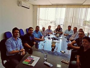 Efraim Filho é escolhido para formalizar solicitações em defesa do porto de Cabedelo