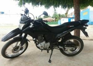 Moto Bross é roubada do Sitio Bujari na manhã desta quarta-feira (22)