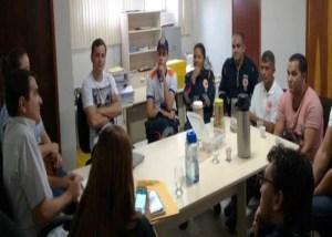 Gestão Municipal de Picuí se reúne com profissionais do SAMU e atende reividicação