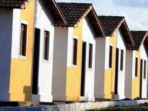 Governo entrega unidades habitacionais na zona rural de Coremas