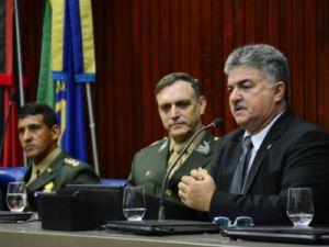 Assembleia Legislativa celebra aniversário do Exército Brasileiro