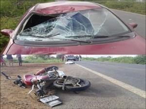 Grave acidente com vítima fatal é registrado entre Nova Floresta e Cuité-PB