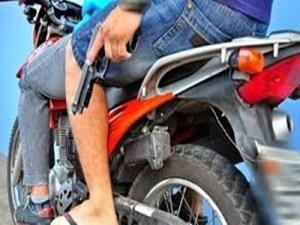 assalto em moto