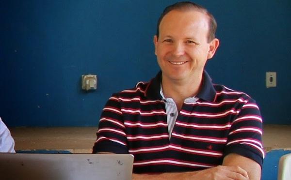 Empresário, Márcio Honaiser.