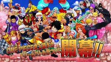 Liberado trailer de One Piece: Super Grand Battle! X para 3DS!