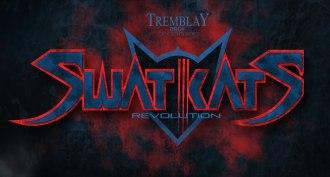 Swat Kats Kickstarter logo