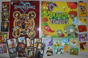 Album Kingdom Hearts Plants vs Zombies Abril 5