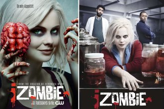 iZombie-posters