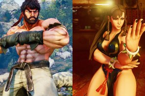 Street Fighter V | Barbas & bundas: skins de pré-venda e R. Mika!