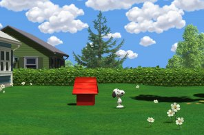 Snoopy's Grand Adventure | No clima de The Peanuts Movie, porém a sua maneira!