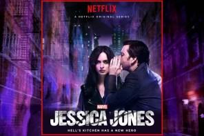 Netflix | Já começou a ver Jessica Jones? (Sem Spoilers) Ep. 01-03!