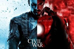 Cinema 2016 | Saiu o 1º trailer de Capitão América 3: Guerra Civil!