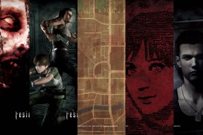 5 Wallpapers | Resident Evil Zero HD Remaster