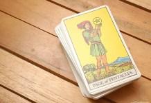 Ler uma única carta de tarot