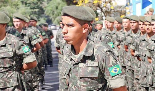 VÍDEO: Guarnição Federal de Pinda comemora Dia do Soldado