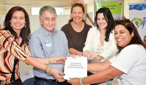 VÍDEO: projeto sobre esporte educacional forma 1ª turma em Pinda