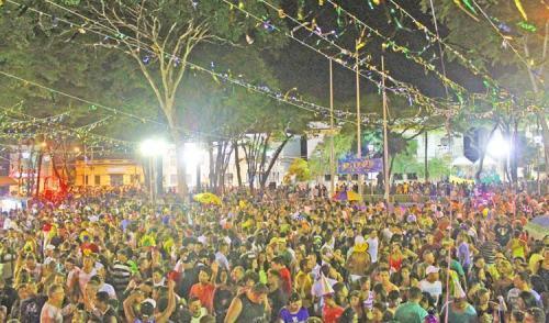 Caçapava define programação para o carnaval 2015