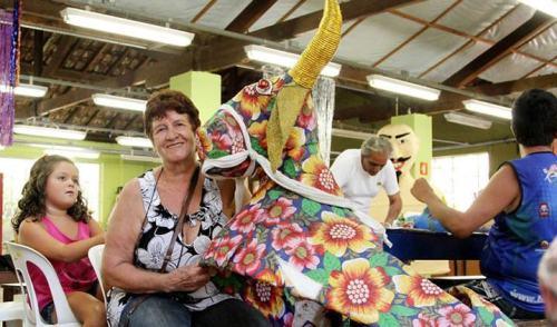 FCCR promove oficinas de carnaval em São José dos Campos