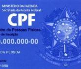 CPF passa a ser emitido junto com a certidão de nascimento