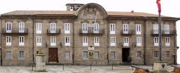 Palacio de Capitania General Coruña
