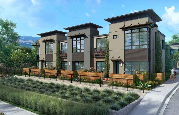 San Miguel/Analisa Townhomes, Walnut Creek CA