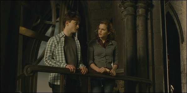 Halfblood-Harry-Hermione