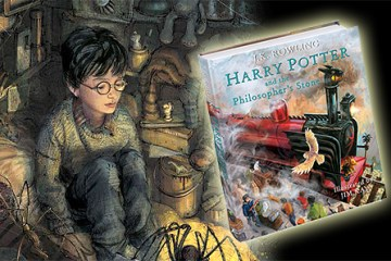 harrypotterillustrated
