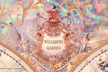 Wizarding Schools