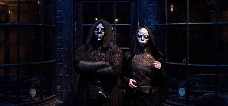 Death Eaters in Diagon Alley_0