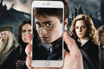 harry potter go app