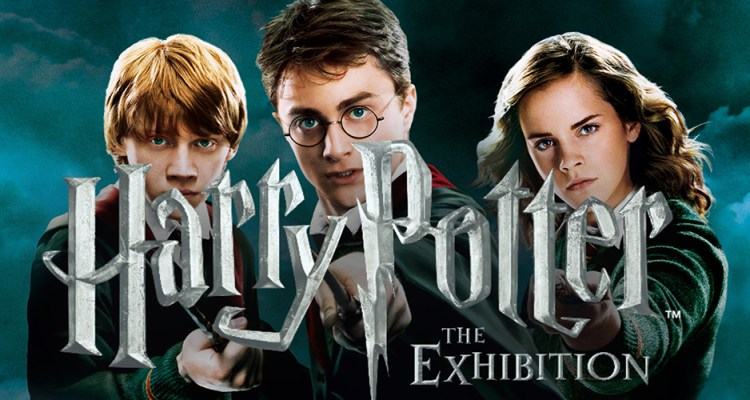 harry potter exhibition milano