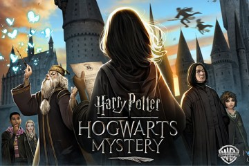 Harry Potter: Hogwarts Mystery from Jam City (PRNewsfoto/Jam City)