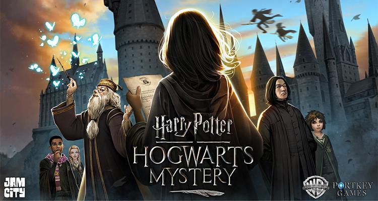 Harry Potter: Hogwarts Mystery from Jam City (PRNewsfoto/Jam City)