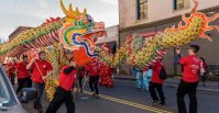 Oregon Historical Society Celebrates Chinese New Year With a Bang