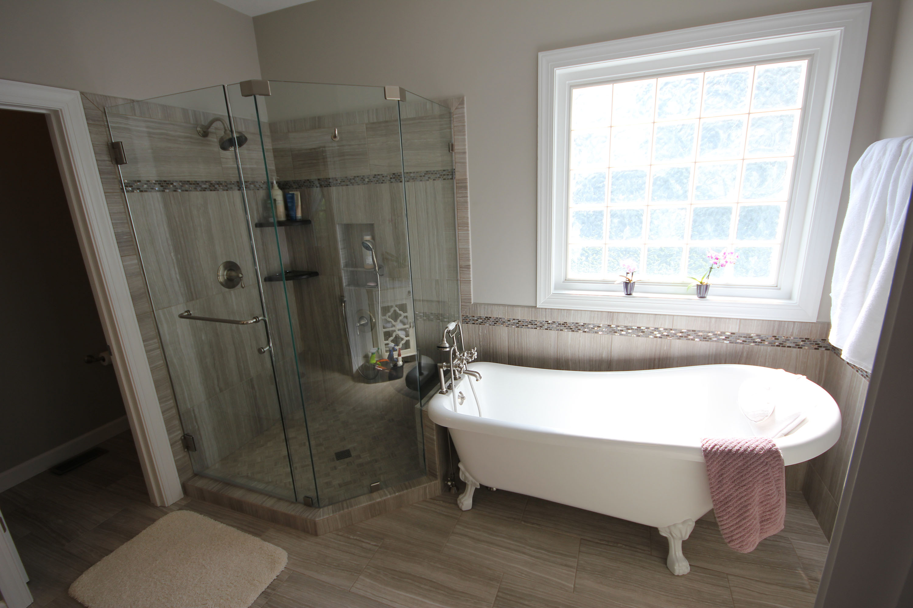 Beautiful Bathroom Remodeling Cary Nc Freestanding Bathtubs By Portofino With Decor