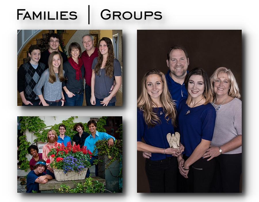 Michigan family portrait - Photographer