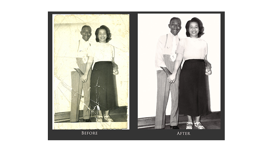 Metro Detroit Photo Restoration