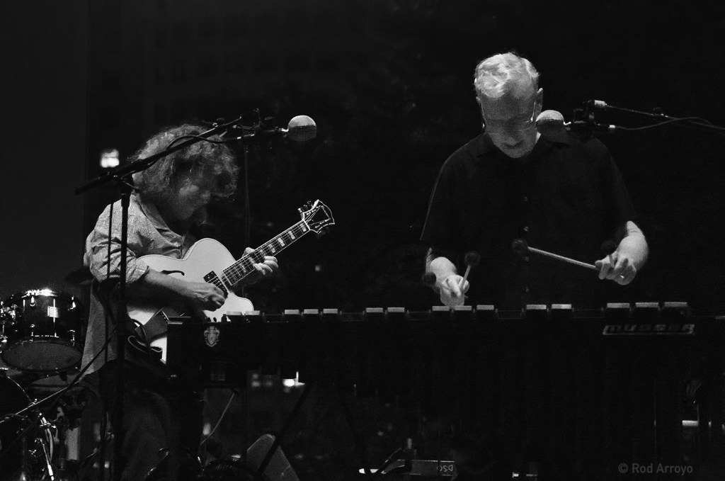 Pat Metheny and Gary Burton