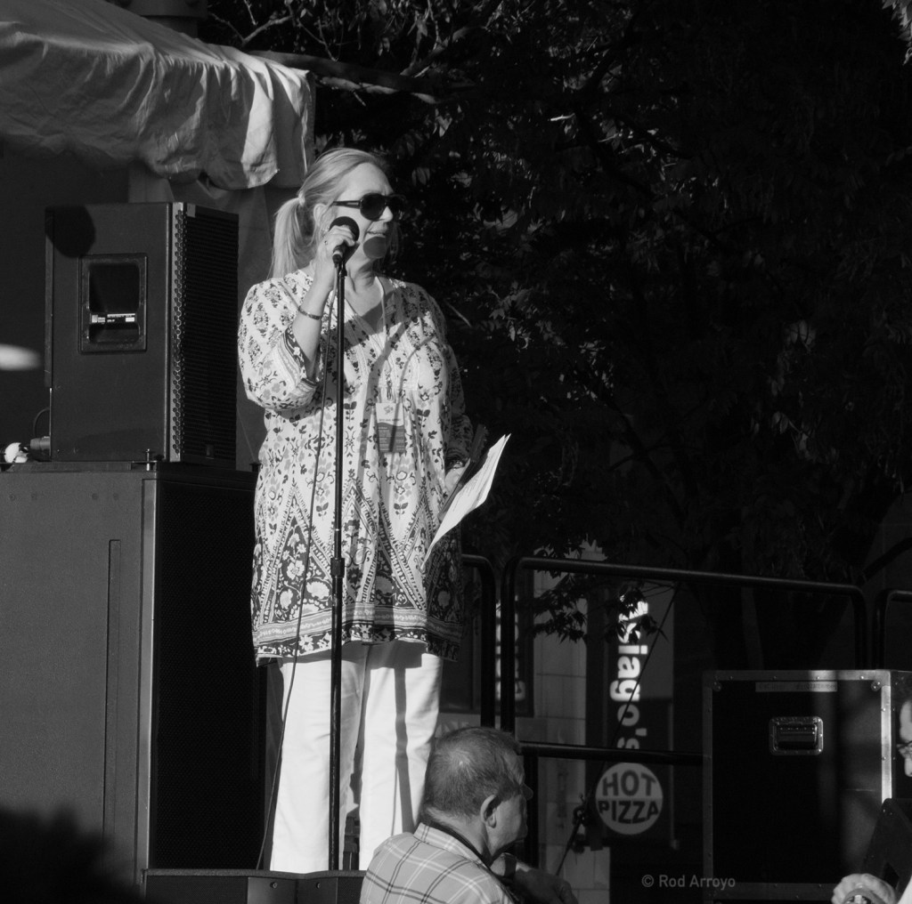 Detroit Jazz Festival -DSC09068bw