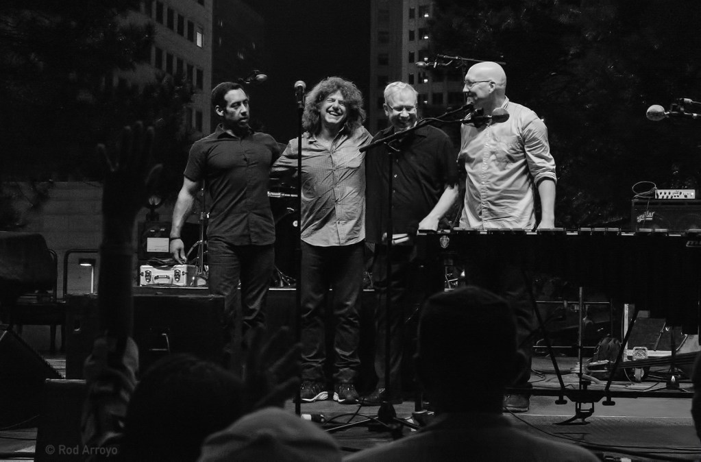 Antonio Sanchez, Pat Metheny, Gary Burton and Scott Colley