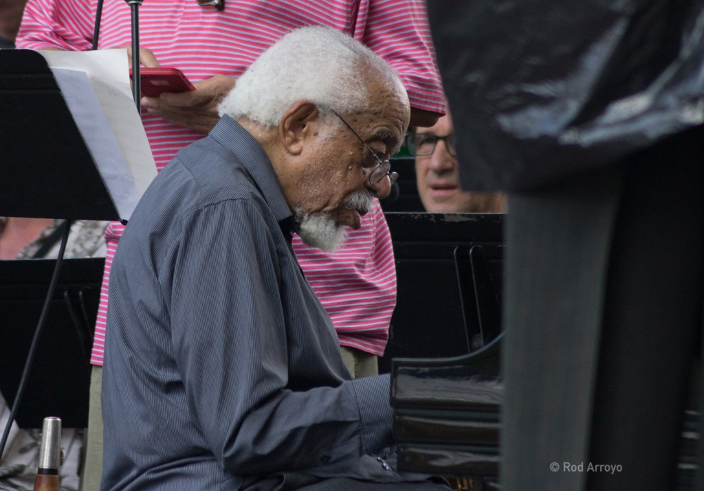 Barry Harris at Piano
