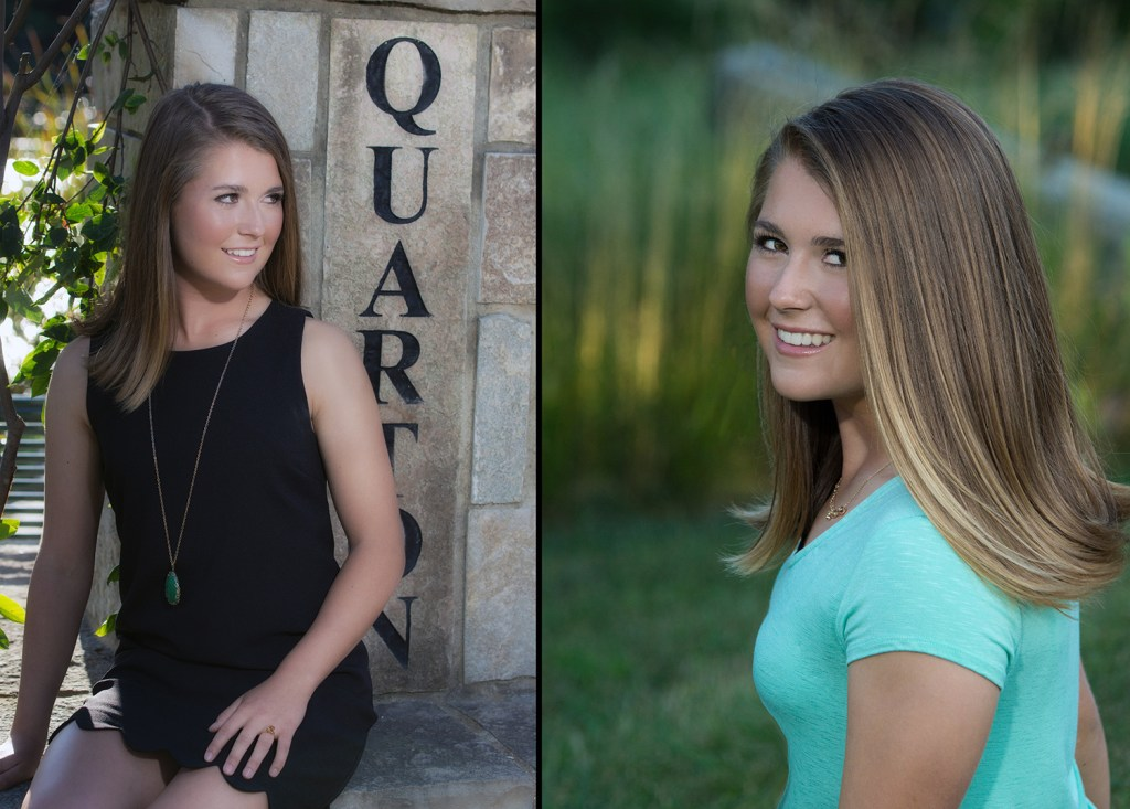 Mary - Birmingham Seaholm Senior Pictures at Quarton Lake