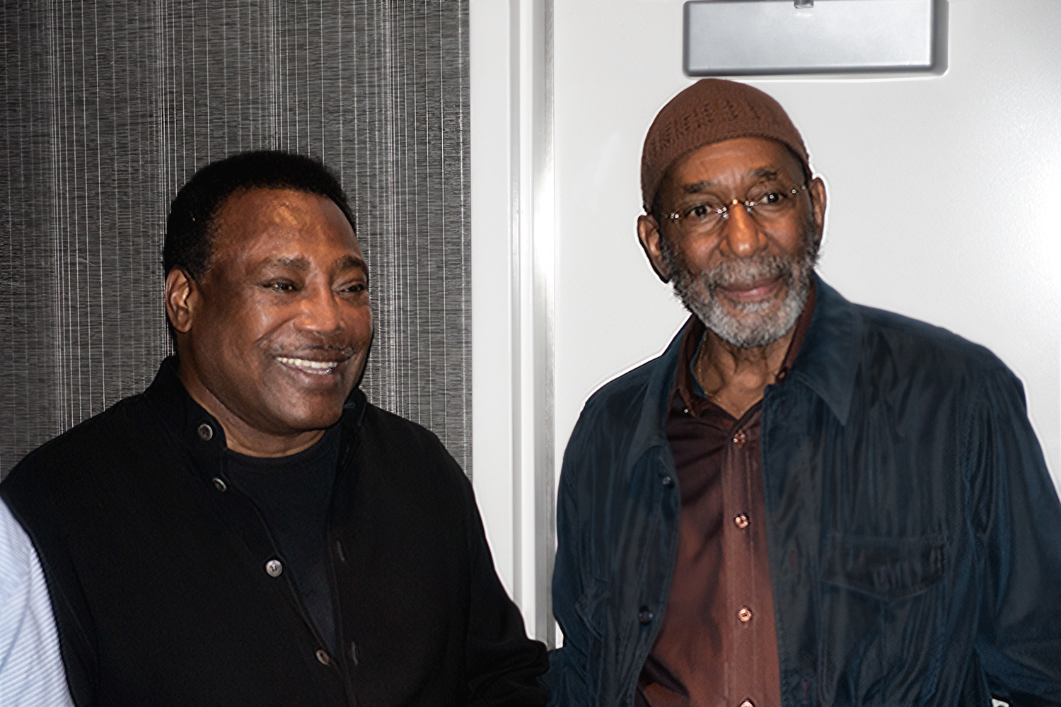 George Benson and Ron Carter