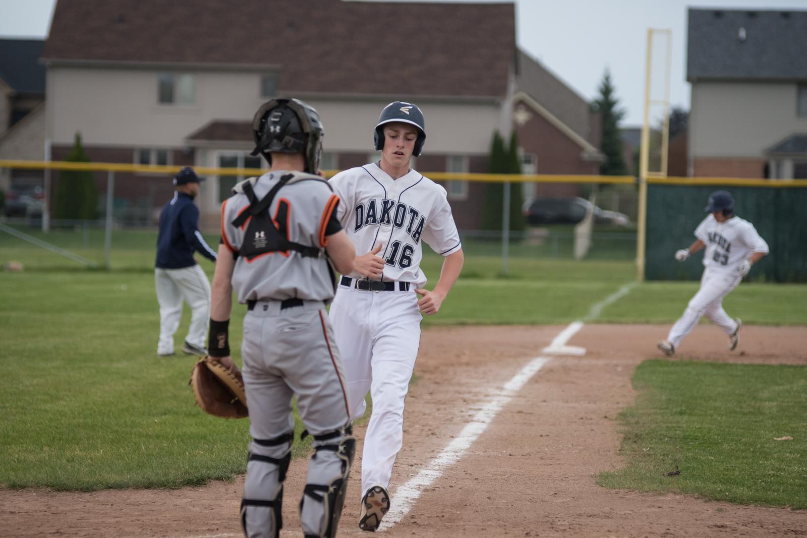 Dakota JV Baseball v Utica-03980