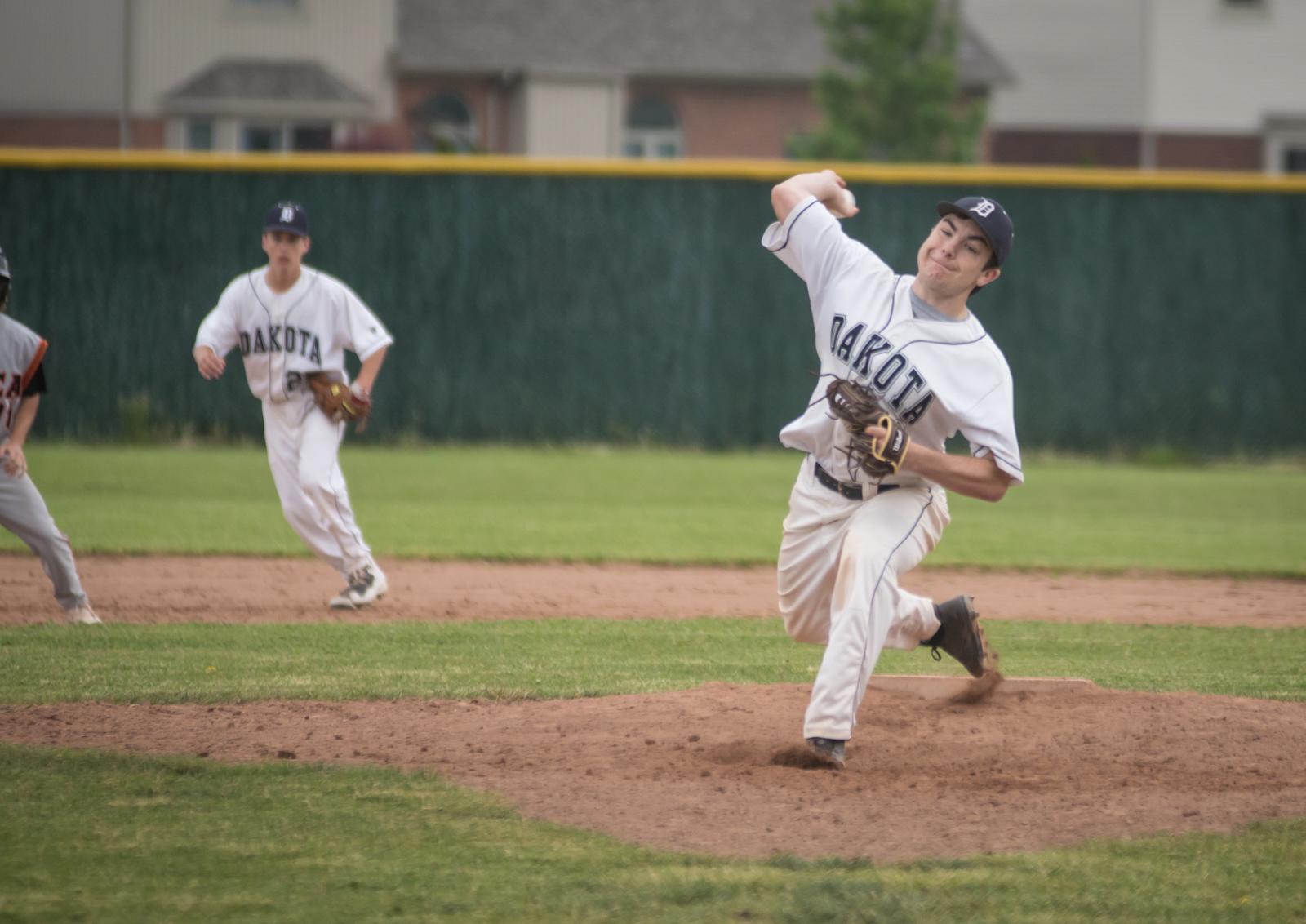 Dakota JV Baseball v Utica-04120